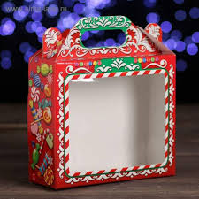 """Подарочная коробка """"С Новым ... - Совместные покупки - Тула"""