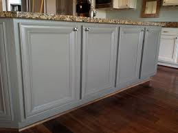 Grey Stained Kitchen Cabinets Restaining Kitchen Cabinets Wood Saving Your Money