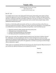 cover letter example cover letters and letter example on pinterest cover letter for a secretary position