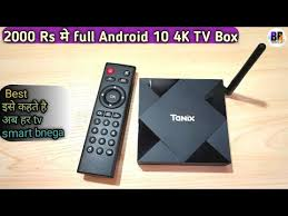 <b>Tanix</b> TX6 S <b>Android</b> 10 TV Box Review | - YouTube