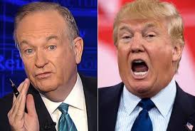 Image result for oreilly trump images