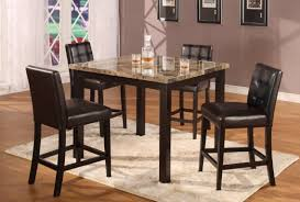 Marble Top Kitchen Table Set Marble Top Dining Room Table Round Dining Room Tables Seats 8