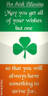 Irish Blessings, Sayings & Quotes on Pinterest | Irish Blessing ... via Relatably.com