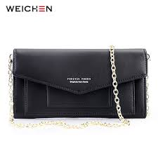 WEICHEN <b>New Envelope Designer Mini</b> Women Crossbody Bag ...