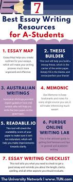 best ideas about essay writing essay writing here are 7 convenient essay writing resources that will help you tackle those papers