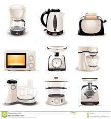 Of Kitchen Appliances Kitchen Appliances Stock Photo Image 25147780