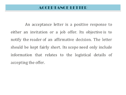 business communicationvery truly yours aamir khanstore manager     acceptance letter