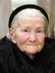 This April 2007 file photo shows Irena Sendler, a Polish social worker who saved 2,500 Jewish children from the Warsaw Ghetto during the Nazi occupation in ... - 080512-irena-sindler-vmed-3a.grid-4x2