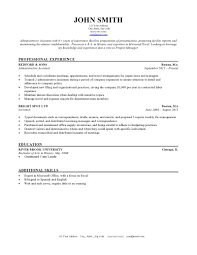 sample resume template reviews resume sample information sample resume template for administrative assistant professional experience