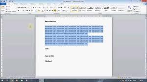 microsoft word tutorial creating a professional looking technical microsoft word tutorial creating a professional looking technical report
