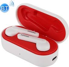 <b>Original Lenovo</b> HT28 <b>TWS</b> In-Ear Bluetooth 5.0 Earphone(White ...