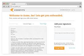 zenefits pricing features reviews comparison of alternatives employee onboarding