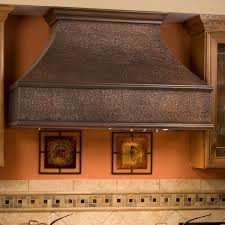 series vent hood:  series copper wall mount range hood to complete your gourmet kitchen this copper kitchen exhaust fan features three dimmable lights three washable