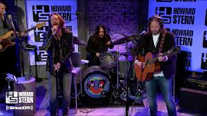 "<b>The Black Crowes</b> ""She Talks to Angels"" on the Howard Stern Show ..."