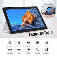 <b>Teclast X4 11.6</b>'' for Intel Gemini Lake N4100 Quad Core 2.4GHz 8G ...