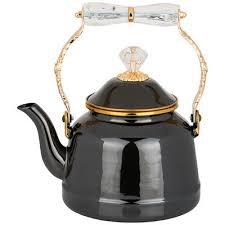<b>Чайник эмалированный со</b> складывающейся ручкой 2,5 л/4 ...