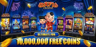DAFU™ Casino: <b>Hot</b> Vegas Slot Machines - Apps on Google Play