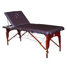 <b>Массажный стол DFC</b> NIRVANA <b>Relax</b> Pro (складной, вес:16 кг ...