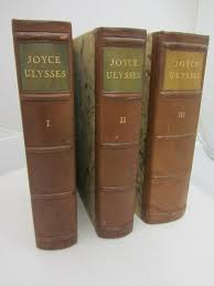 james joyce ulysses rare books antiquarian and rare book first edition in german limited to 1000 copies this number 1 signed by joyce by james joyce