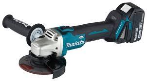 УШМ <b>аккумуляторная Makita</b> DGA504RF, 18 В, 125 мм — купить ...