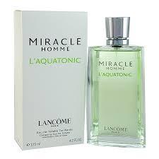 Парфюмерия <b>Miracle Homme</b> L'Aquatonic от <b>Lancome</b>. Купить ...