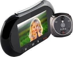 Беспроводной <b>видеоглазок Sititek i3</b>: купить по цене от 13990 р. в ...