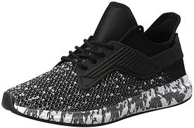 Fashion <b>Men</b> Running Shoes <b>Breathable Air Mesh</b> Sports Sneakers ...