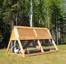 Ana White   A Frame Chicken Coop   DIY ProjectsHow to build A Frame Chicken Coop  Free plans from Ana White com  DIY for less than
