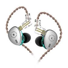 <b>Kbear kb06</b> 2ba+1dd units <b>metal hifi</b> sport in ear earphone 3.5mm ...