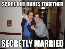 just married memes | quickmeme via Relatably.com