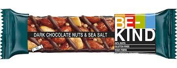 <b>BE-KIND</b> Snacks: Homepage
