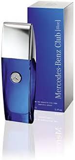 <b>Mercedes</b>-<b>Benz Club Blue</b> Eau de Toilette Spray 50 ml: Amazon.co ...
