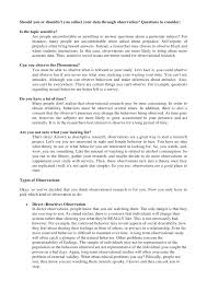 essay interview format example How To Write