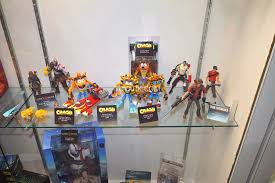 SDCC <b>2018</b> - <b>NECA God</b> of War, Crash and More Video Game ...