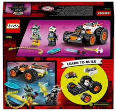 Купить <b>Конструктор LEGO Ninjago</b> 71706 <b>Скоростной</b> ...