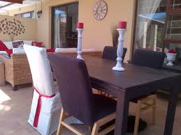 Red Dining Room Chair Covers Decoration Of Dining Room Chair Covers Amaza Design