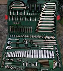 Качественный <b>набор инструментов</b> HANS ТК-<b>163 163шт</b> ...