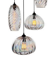 pendant lamp original design glass blown glass nelson by john pomp blown glass pendant lighting