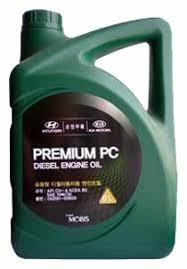 Моторное масло MOBIS <b>Premium</b> PC Diesel 10W-30 6 л — купить ...