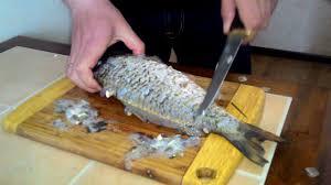Лучший <b>рыбацкий нож</b>. Чистка рыбы. - YouTube
