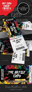 17 best ideas about ticket template my pics art event ticket template