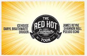 <b>Red Hot Summer Tour</b> - Roche Estate Pokolbin — Elfin Hill