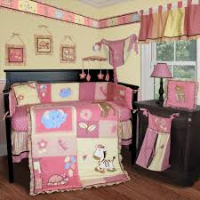 Owl Bedroom Curtains Baby Girl Nursery Ideas With Crib Mobile And Bedding Owl Theme