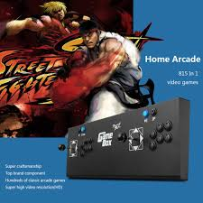 815 In 1 <b>Double</b> Joystick Home Arcade Console <b>Games</b> Pandora's ...