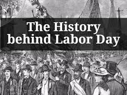 「1882, labour organization made parade in new york, beginning of labour day」の画像検索結果