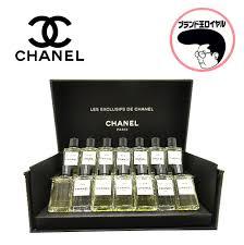 BRAND OU ROYAL: CHANEL Chanel perfume set PARFUM <b>14 mini</b> ...
