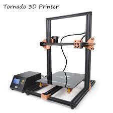 <b>Newest 3D Printer</b> Impresora 3D Fully Assembled <b>Tornado</b> 3d ...