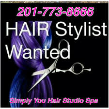 opportunities simply you are you looking for an exciting career opportunity we are looking for a hair dresser and a esthetician skin care specialist for consideration send your