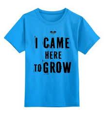 """Детские футболки c стильными принтами """"<b>gym</b>"""" - <b>Printio</b>"""
