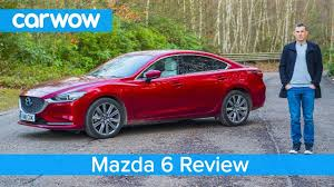 <b>Mazda 6</b> 2020 in-depth review | carwow Reviews - YouTube